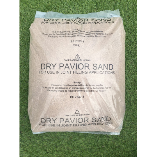 Kiln Dried Pavior Jointing Sand