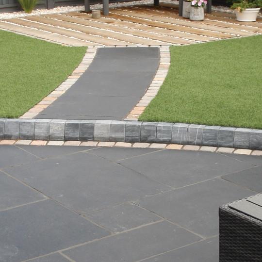Carbon Black Limestone